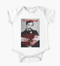 And I Beheld - HG Wells Kids Clothes