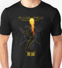 BLACK LEG Unisex T-Shirt