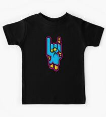 ZOMBIES ROCK! Kids Tee