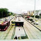 The mobility of the city. by ALEJANDRA TRIANA MUÑOZ