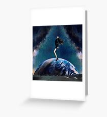Earth Greeting Card