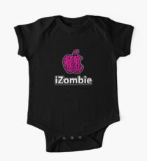 Apple iZombie -pink- One Piece - Short Sleeve