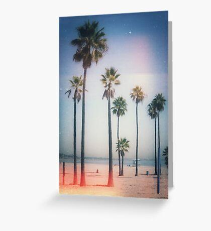 West Coast Greeting Card