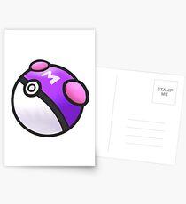 Masterball Postcards