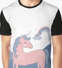 Unicorn Hills Graphic T-Shirt