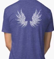 Bird Wings Tri-blend T-Shirt