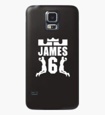 LEBRON JAMES 6 Case/Skin for Samsung Galaxy