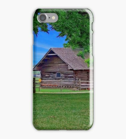 Out On The Farm iPhone Case/Skin
