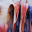 The Tree Bark Collection # 7 by Philip Johnson