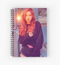 ROSE BLACKPINK Spiral Notebook