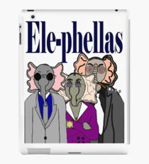 Ele-Phellas iPad Case/Skin