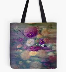 Flowers(from my childhood) Tote Bag