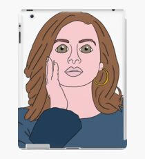 Laurie iPad Case/Skin