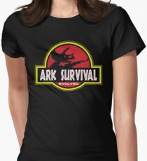 Ark Survival Women's Fitted T-Shirt