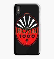 Hossa 1000 iPhone Case/Skin