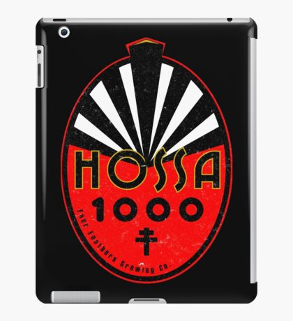 Hossa 1000 iPad Case/Skin