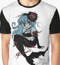 Little (Gothlori) Mermaid Graphic T-Shirt