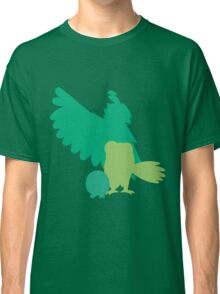 Rowlet evolutions Classic T-Shirt