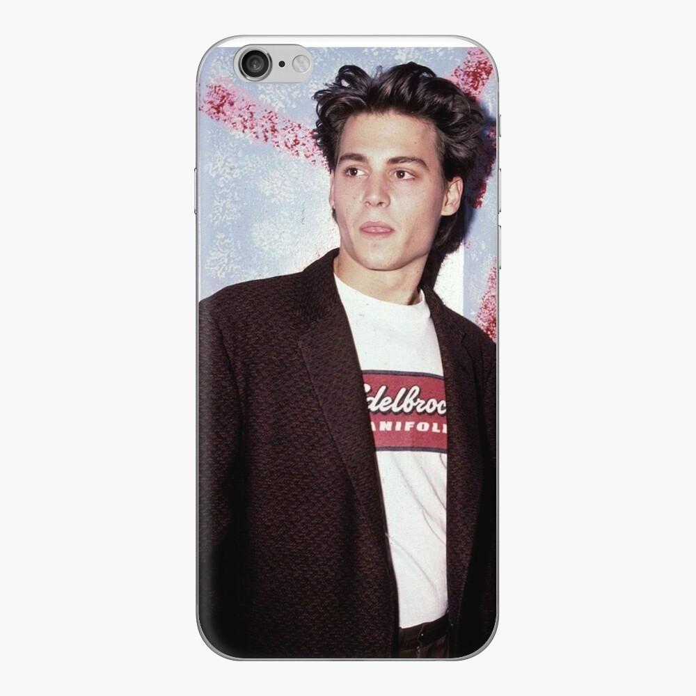 Johnny Depp iPhone Klebefolie