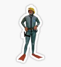 Zissou Sticker