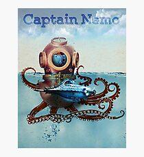Captain Nemo Photographic Print