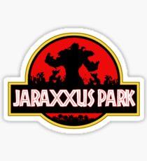 Jaraxxus Park  Sticker