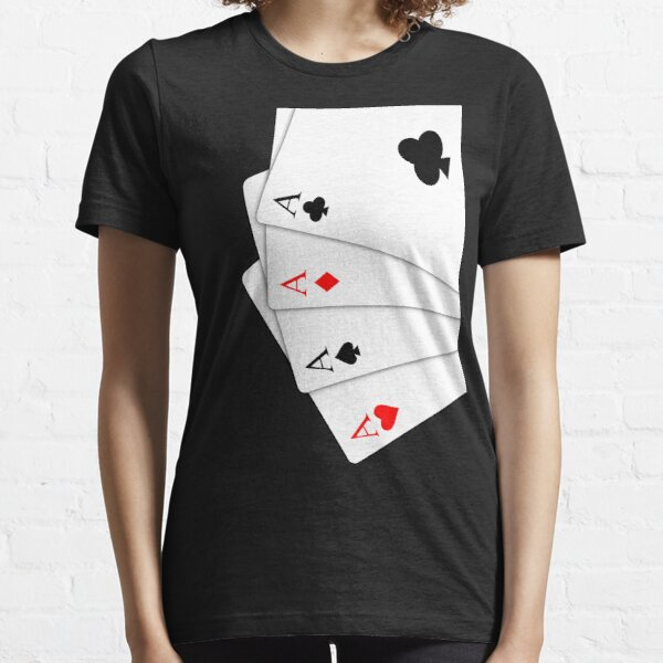 Playing cards  Essential T-Shirt