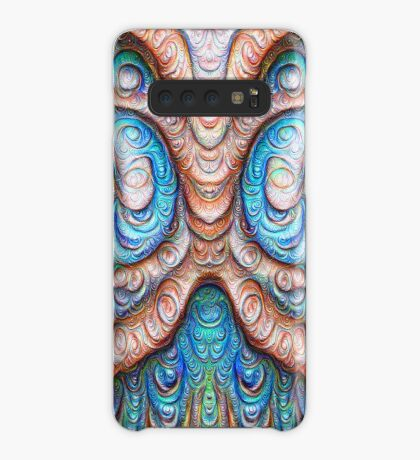 Frozen Monster mind #DeepDream #Art Case/Skin for Samsung Galaxy