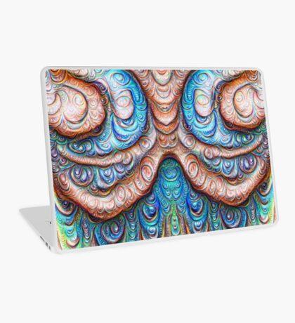Frozen Monster mind #DeepDream #Art Laptop Skin