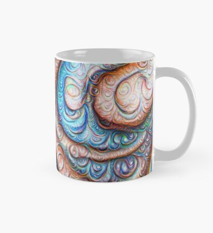 Frozen Monster mind #DeepDream #Art Mug