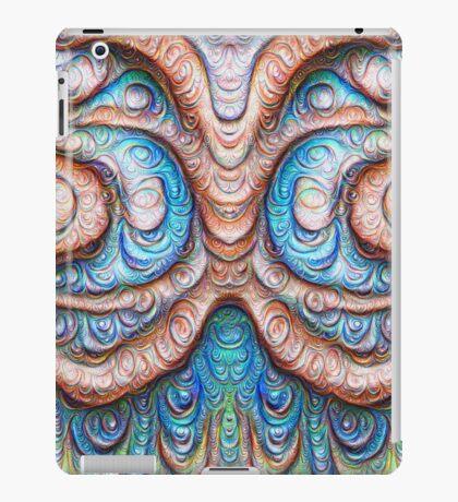 Frozen Monster mind #DeepDream #Art iPad Case/Skin