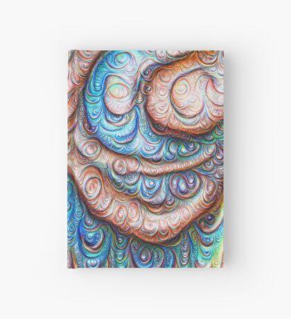 Frozen Monster mind #DeepDream #Art Hardcover Journal