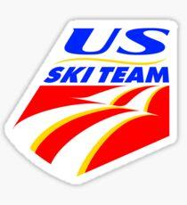 US Ski  Team USA Sticker