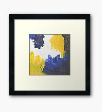 Color Dialog Framed Print