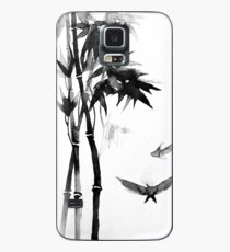 Japanese bamboo Case/Skin for Samsung Galaxy
