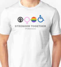 Stronger Together Unisex T-Shirt