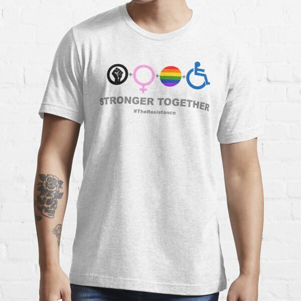Stronger Together Essential T-Shirt