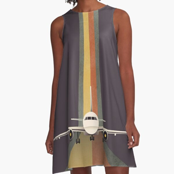 Take Off A-Linien Kleid