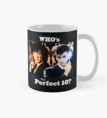 Sherlock & The Doctor  Mug