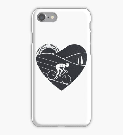 Love Cycling  Coque et skin iPhone