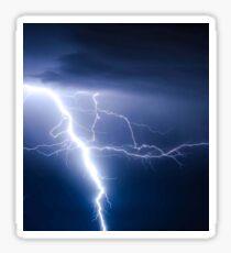 Lightning, Dark Lightning, Fork Lightning Sticker