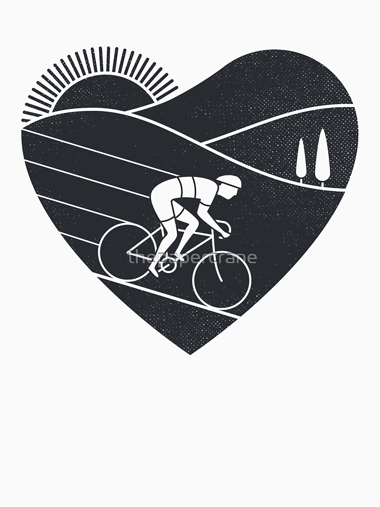 Love Cycling  | Unisex T-Shirt