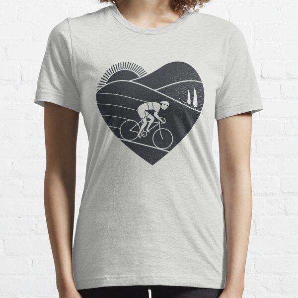 Love Cycling  Essential T-Shirt