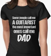T-Shirt Funny Definition Guitarist Dad T-Shirt