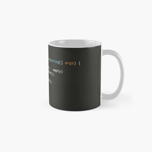 Coffee programming Classic Mug
