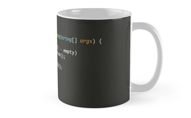 Coffee programming Classic Mugs