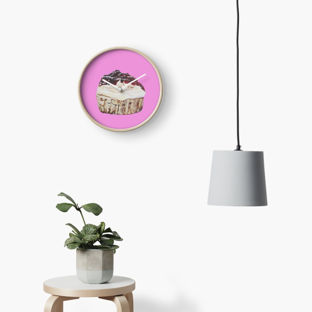 The Only Way is Devon Clock