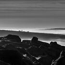 Dawn, Burbage Edge by John Dunbar