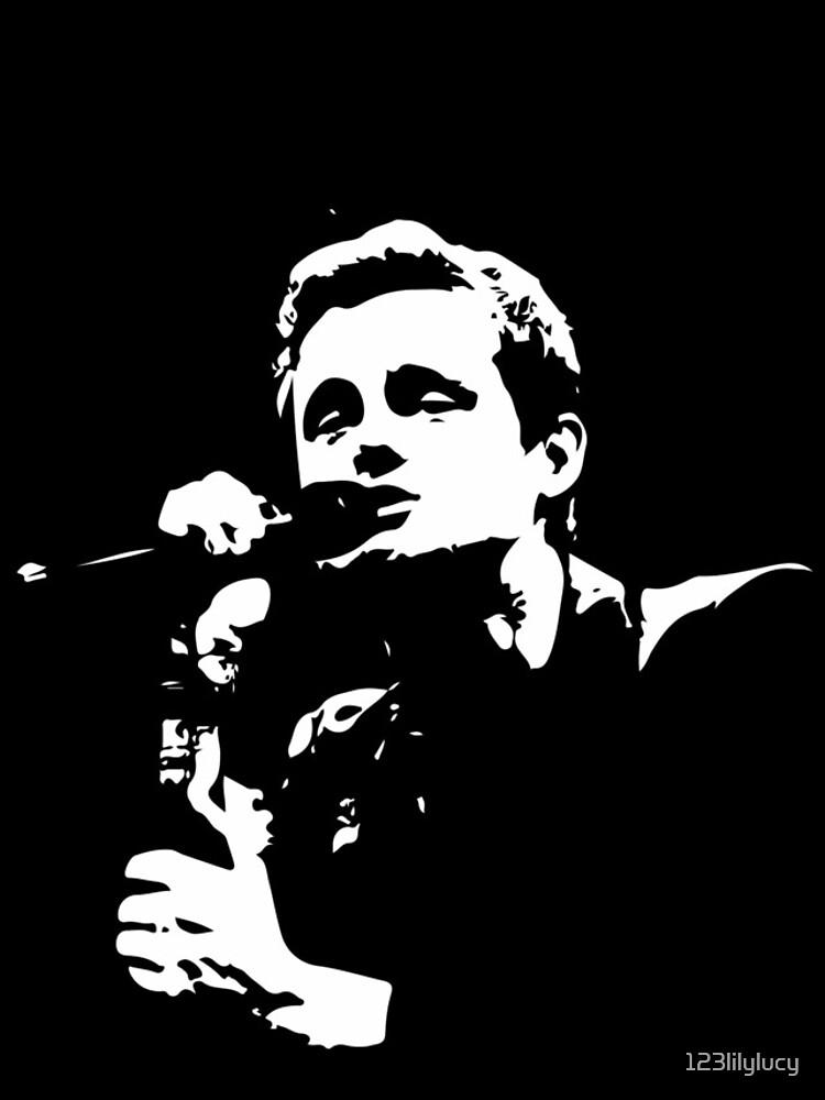 Tom Chaplin Imprimir de 123lilylucy
