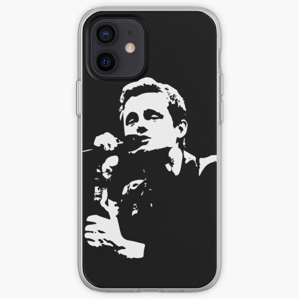 Tom Chaplin Imprimir Funda blanda para iPhone